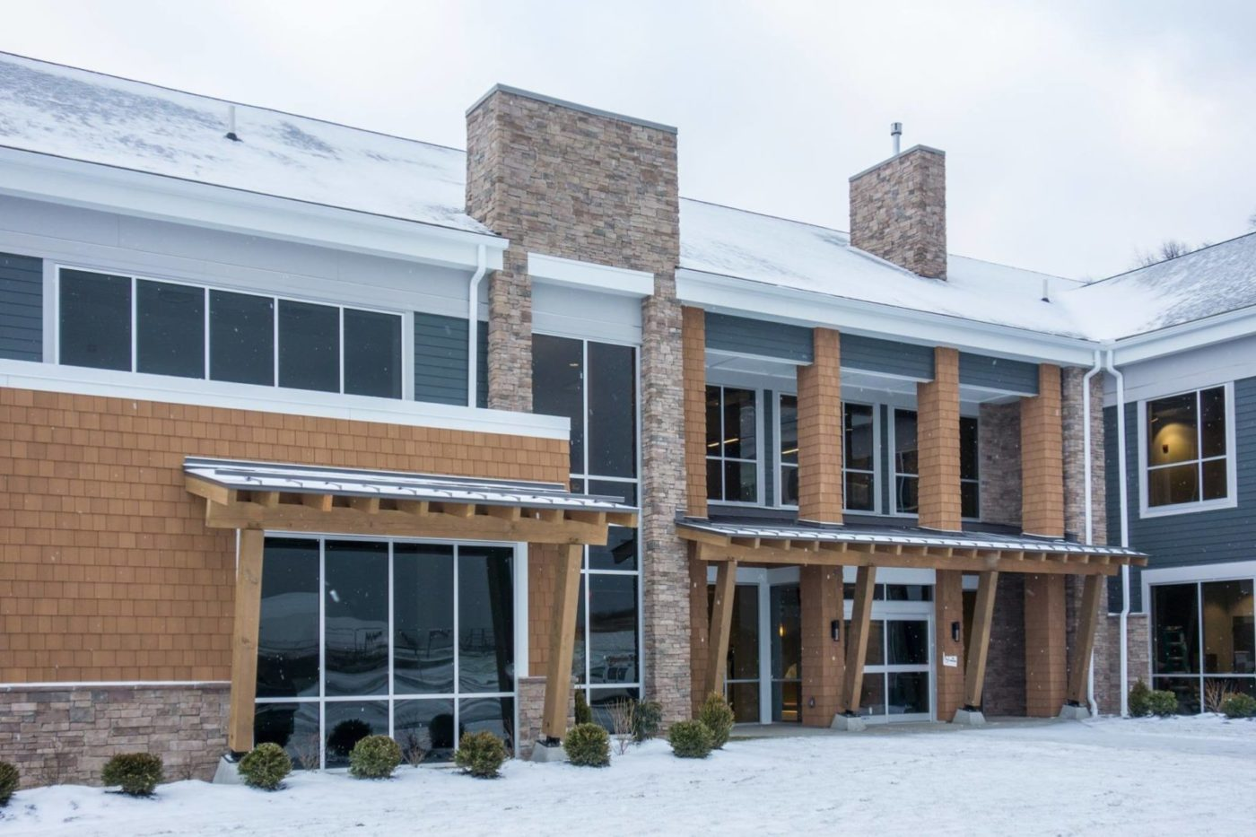 The WVU Medicine Center for Hope and Healing3