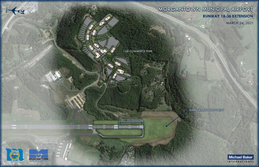 Morgantown Municipal Airport